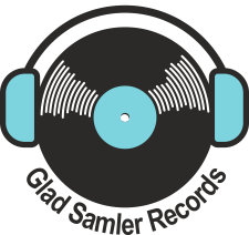 Glad Samler Records Logo